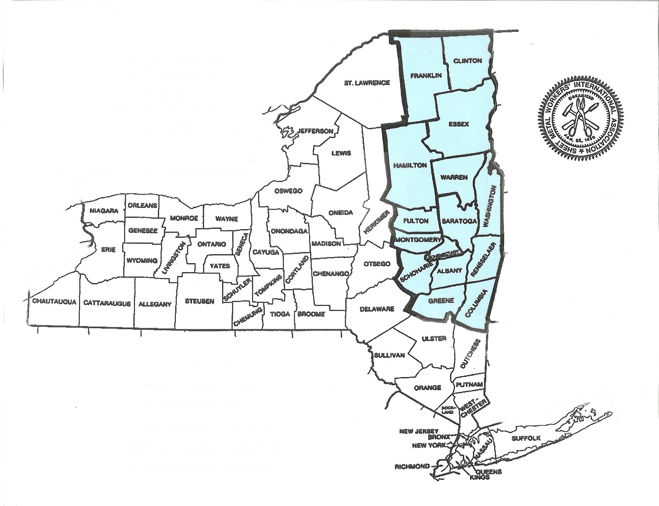 Territorial Jurisdiction Smart Local Union 83